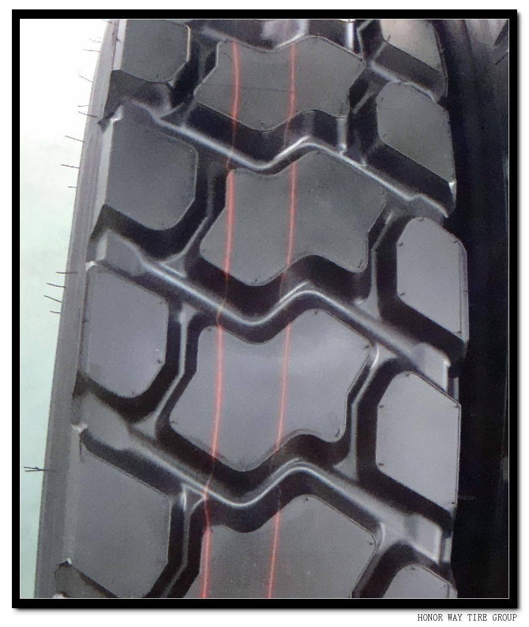 TBR Tire, Truck tire (11.00R20 12.00R20 1200R24)