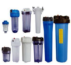 water filter system-filter housing