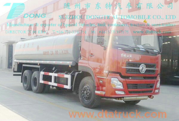 DTA5251GHYDD Chemical liquid triethylamine or xylene tanker
