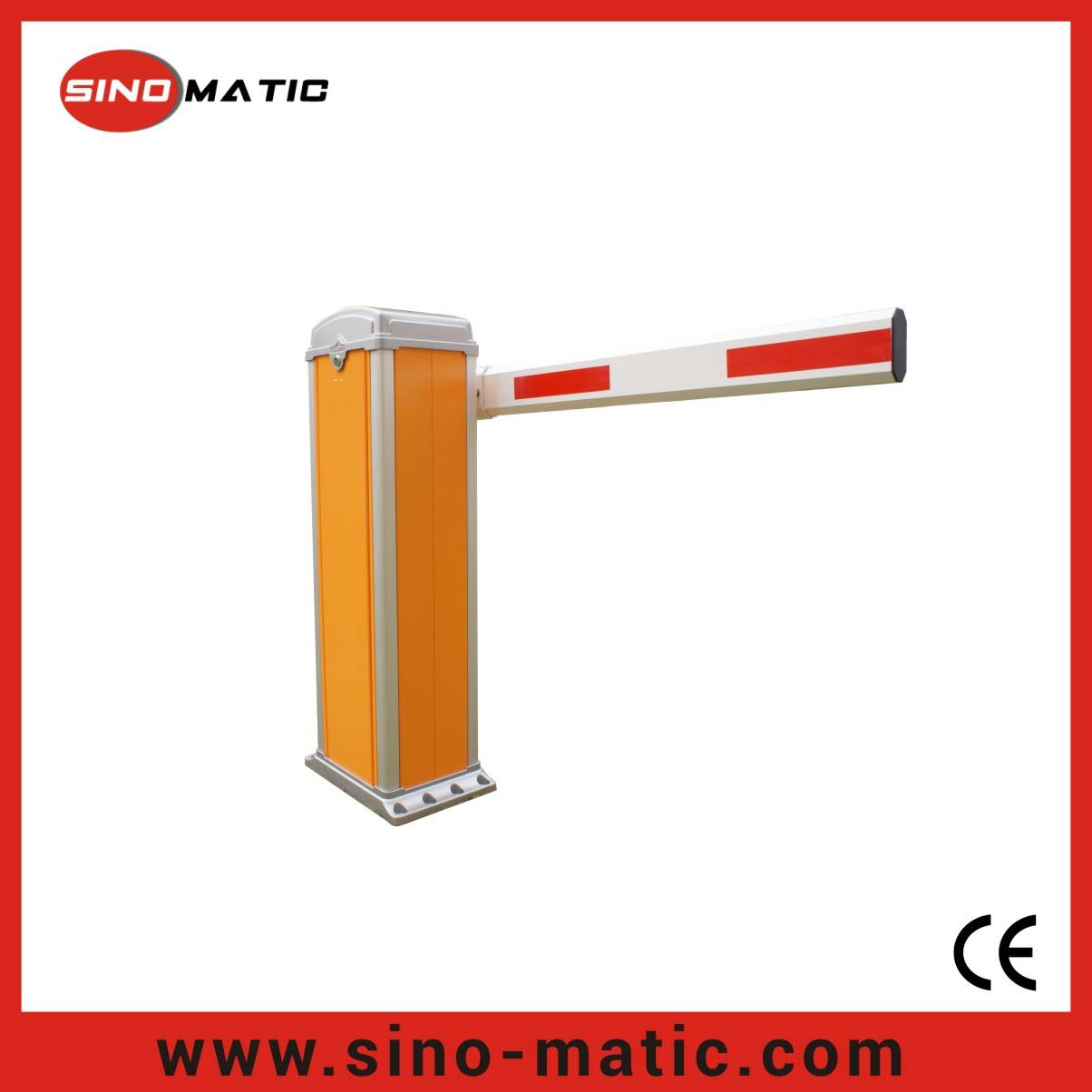 Parking Management Access Control System Automatic Car Parking Barrier Gate