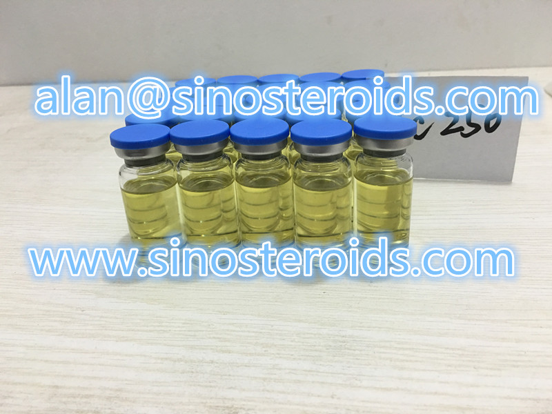 Anabolic Injectable Oil Liquids Testosterone Cypionate 250 / Test Cypionate 250mg/Ml