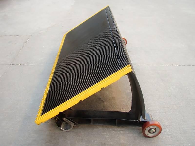 Hyundai escalator aluminum step 30° width 1000mm