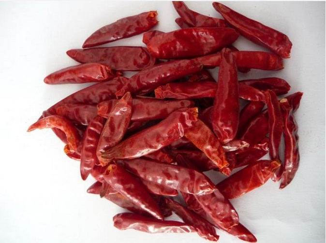 on Sales Dehydrated Chilli