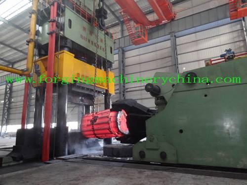 heavy duty forging presses