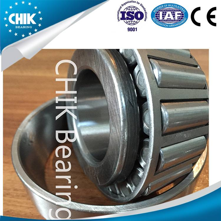 HIgh speed Tapered Roller Bearings china suppliler L44643 L44610 bearings with super finishing rolle