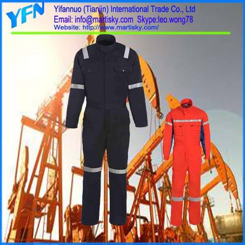 men reflective flame workwear shirt safety work clothing for summer