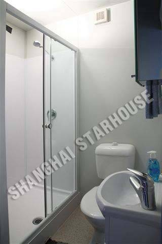 Bathroom / Shower container house