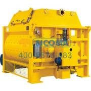 Sicoma Mso Mini Series Twin Shaft Compulsory Concrete Mixer