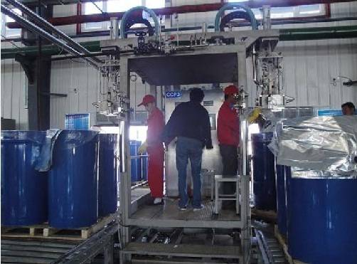 Aseptic Filling Machines 4 heads