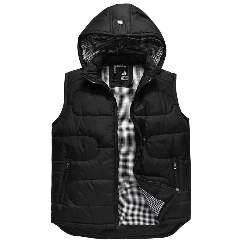 Electric Heating Vest with 7.4V 4400mAh for Peopl