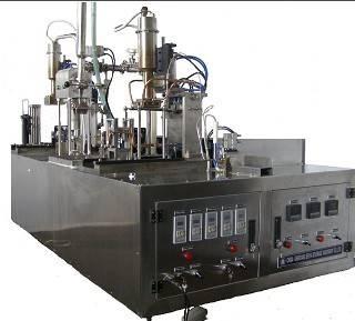 Small Type Cream Filling Machine (BW-500)