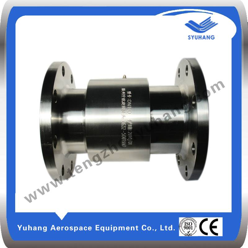 DN type high pressure water rotary joints,air rotary unions