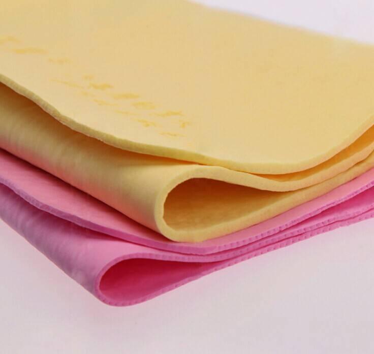 PVA synthetic chamois cloth
