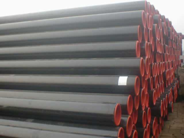top selling welded steel pipe Electric Resistance Weld (ERW) pipe