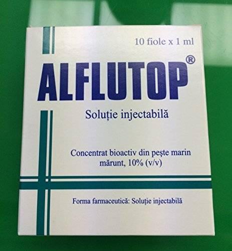 ALFLUTOP Vials Biotehnos
