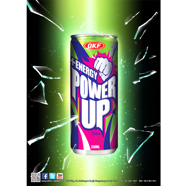 OKF Power Up (Energy Drink)