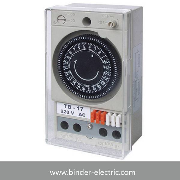 TB-17 time switch