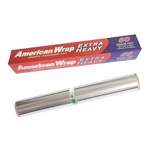 OPP Bag Package of Household Aluminium Foil Rolls