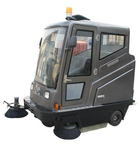 MN-E800LC  road sweeper   (ALL CLOSED with spray device)