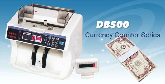 bill counter DB500
