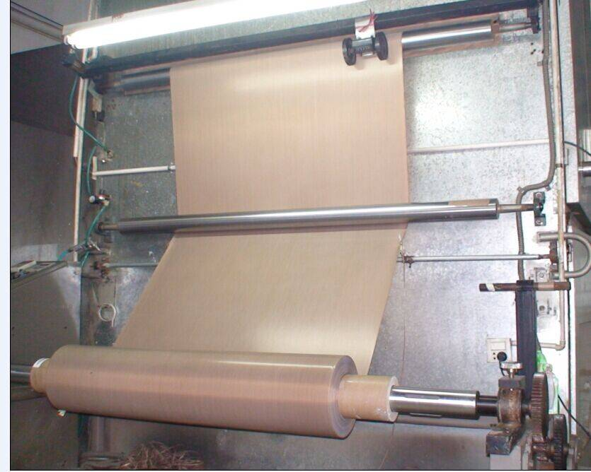 PTFE special welding cloth for steel production
