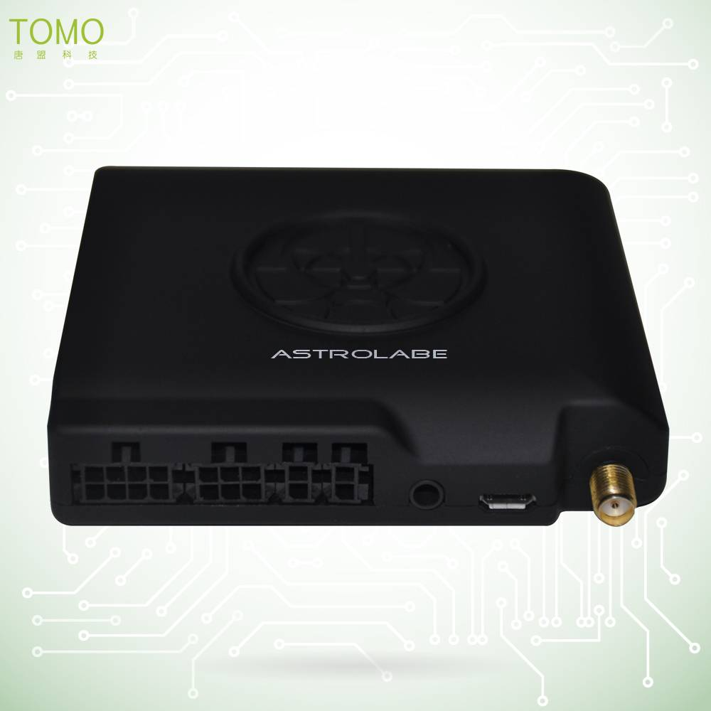 Astro-301 800mAh GPS tracker with temperature sensor and AD detection