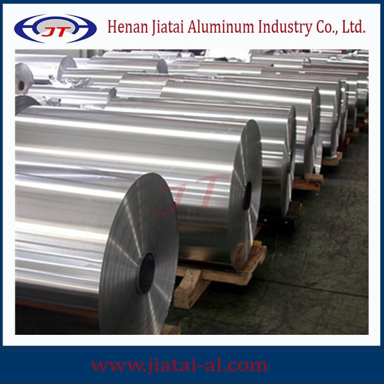 high quality aluminum foil from Henan factory price