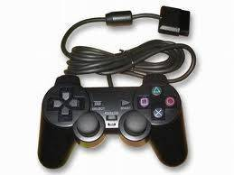 brand new, wired joystick controller for PS2