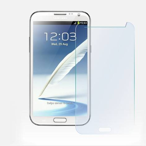 premium tempered glass screen protecortor for samsung NOTE2 N7100