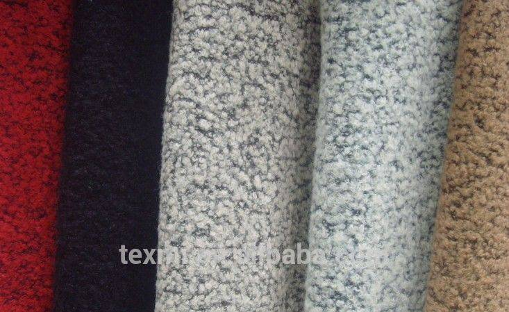 knit lady woollen fabric