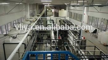 Vliya Reclaimed water or recycled water reuse machine for industry