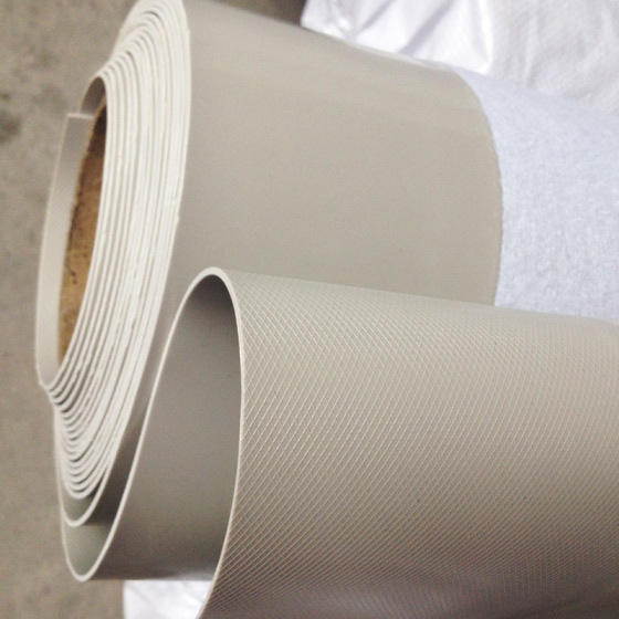Homogeneous /Reinforced Polyvinyl Chloride PVC waterproof membrane China factory free sample
