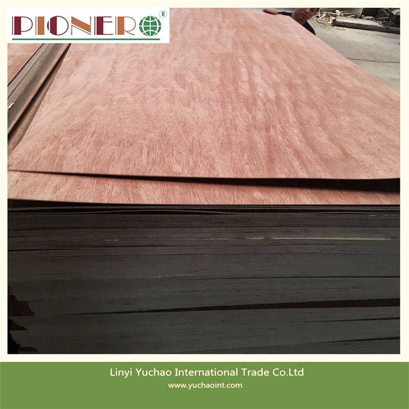 Bb/Bb BB/CC Cc/Cc Grade Commercial Plywood (1220*2440mm)
