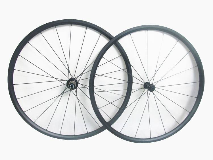 20mm complete bicycle wheel clincher type with bitex hub