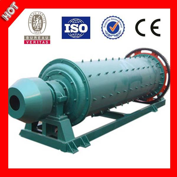 Nice Performance and Low Consumption Gold Ore Ball Mill