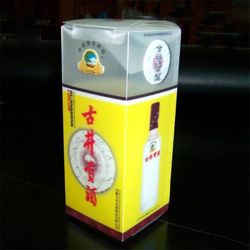 Plastic Box for Wine & Plastic Bags