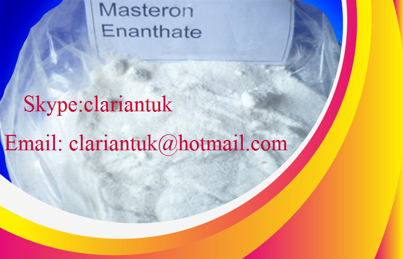 Dromostanolone Enanthate Masteron Enanthate 521-12-0Powder nicolPharmade