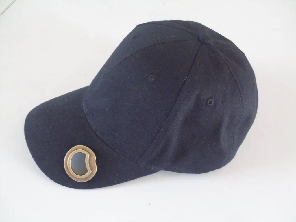 Adjustable Custom Promotional Baseball Cap with Bottle Opener