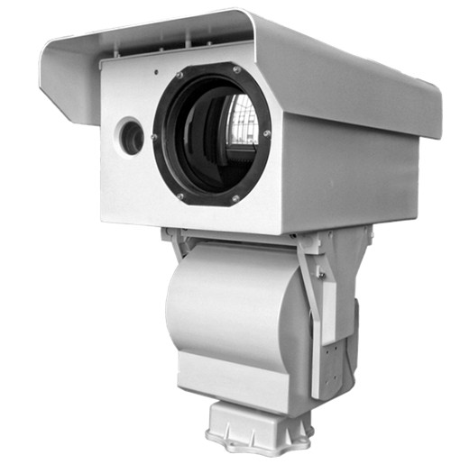 Long Range Multi Sensor PTZ Thermal Camera