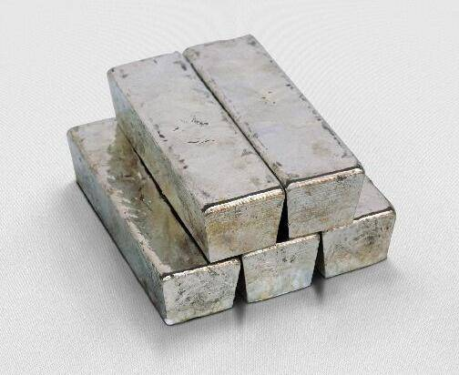 High quality Tin ingot at low price, 4n, 99.995