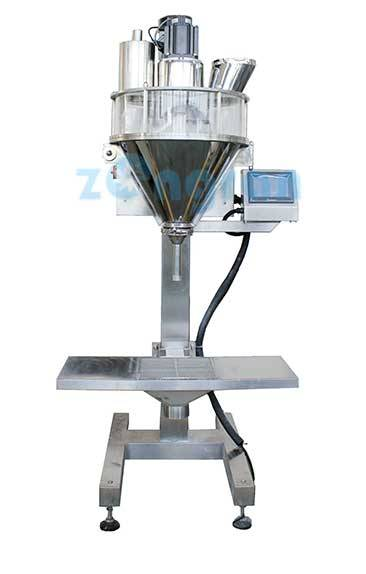 CJSL2000 Auger Filler automatic weighing machine for Powder packaging machine