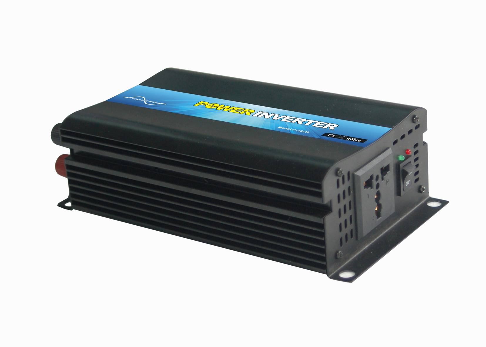 300W Pure Sine Wave Car Inverter,one year warrenty