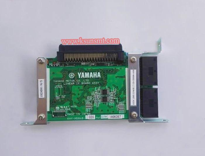 YAMAHA KHY-M5802-02 Z axis servo card