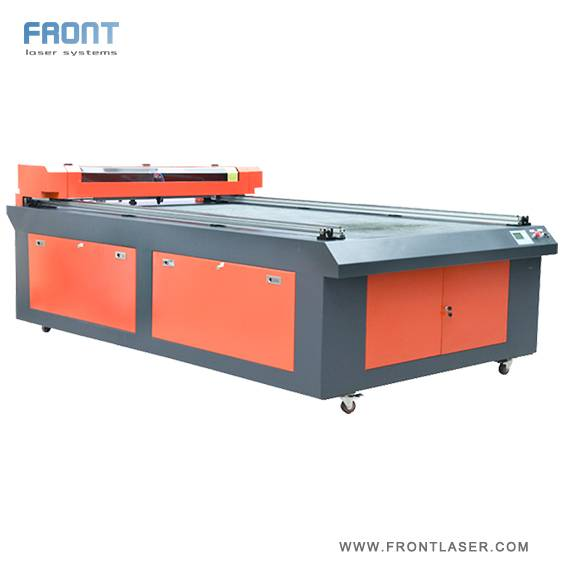 FrontCut1530 co2 laser cutting machine