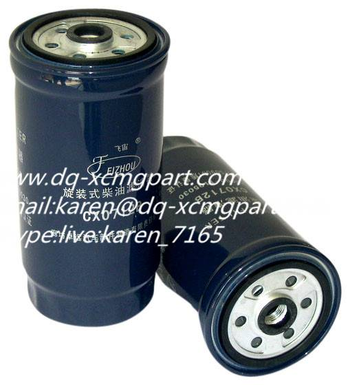 xcmg spare parts wheel loader parts LW300F  fuel filter CX0709A A3000-1105020