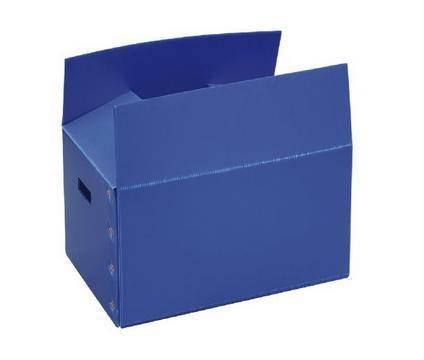 pp corrugated plastic box