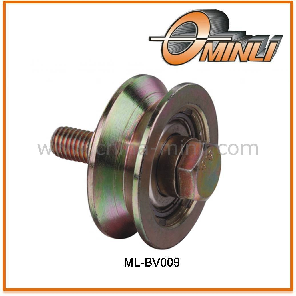 Popular Big Metal Pulley for Gate Door (ML-BV009)