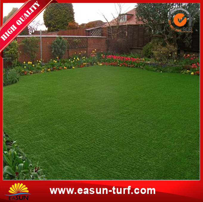Best Nature Green Artificial Synthetic Grass with Fireproof-MY