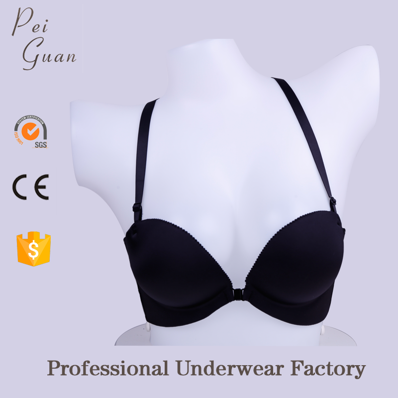 wholesale popular breathable sexy and fashion girls bra set