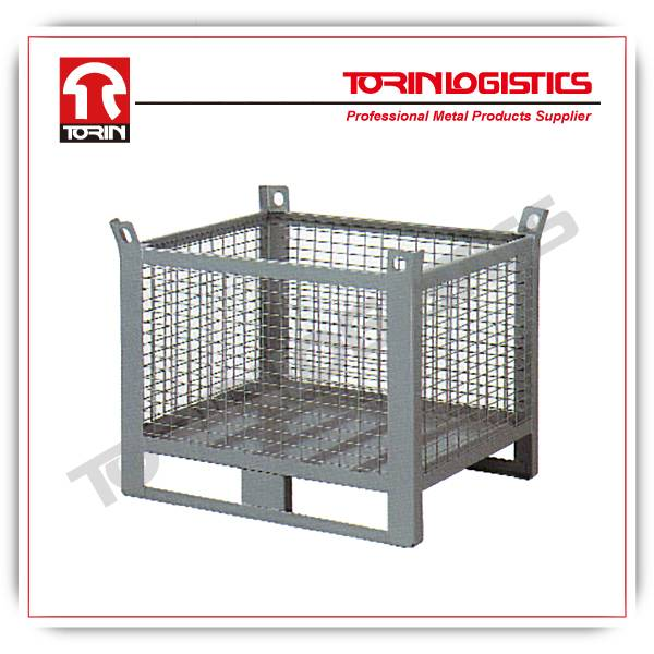 Steel wire mesh container SWK8017